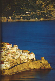 Amalfi and its colours