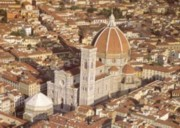 View of Florence's historic centre