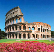 The famous Coliseum