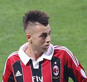 El Shaarawy, one of the stars of this team