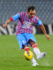 Francesco Lodi, midfielder of Catania