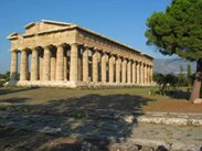 The Hera Temple in Paestum
