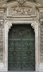 Door of the Duomo
