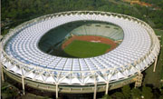 The famous Olimpico Stadium of Rome