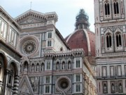 The famous Cathedral of Santa Maria del Fiore
