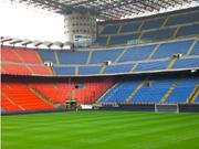 San Siro stadium, also known as the Stadio Giuseppe Meazza