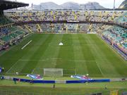 The Renzo Barbera, stadium of Palermo