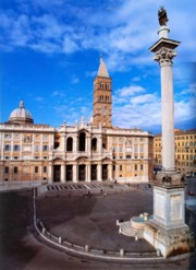 The Basilica of St. Mary Major