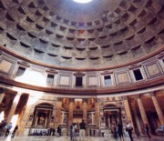 The Inside of the Pantheon