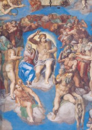 The Sistine Chapel - The last judgement