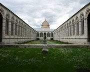 Monumental Cemetery in Pisa
