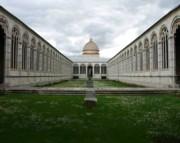 Monumental Cemetery in Pisa