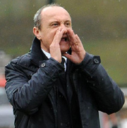 Delio Rossi, coach of Sampdoria