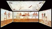 The Tomb of the Diver in the Paestum Museum