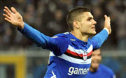 Mauro Icardi, striker of Sampdoria