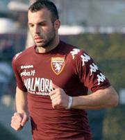 Meggiorini, striker of Torino